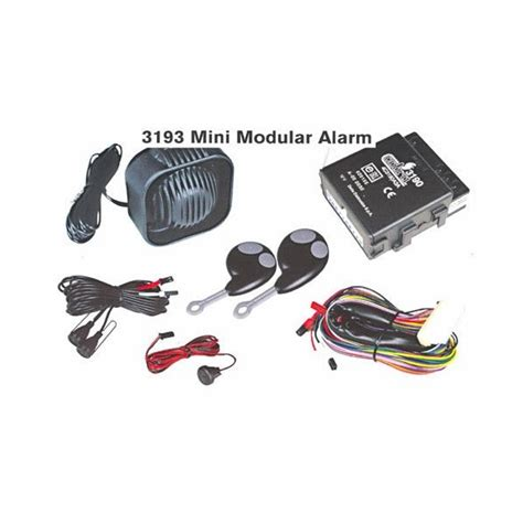 Alarm Cobra Cobra G193 Modular Alarm Immobiliser System G193 From C