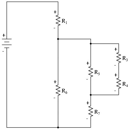 11 8 resistors in circuits lessons in electric circuits volume i dc chapter 7