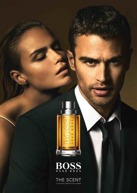 The Scent Of by The Scent Hugo Cologne A New Fragrance For