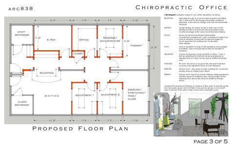layout of office design chiropractic office design the dental and medical