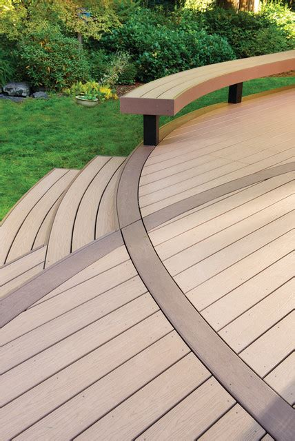 a zek lumber at lowes azek decked out decks traditional deck boston by f d sterritt lumber company