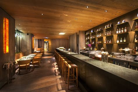 Commercial Kitchen Design Consultants Into Lighting Roka Aldwych