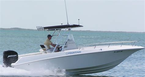 fishing boat radar radar arches on small center console boats the hull