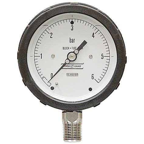 Pressure 6 Bar 6 Bar 4 Lm Versa V4254pbe2bspt Bl Pressure
