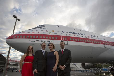 A Unique AvGeek Wedding   Inside the First 747