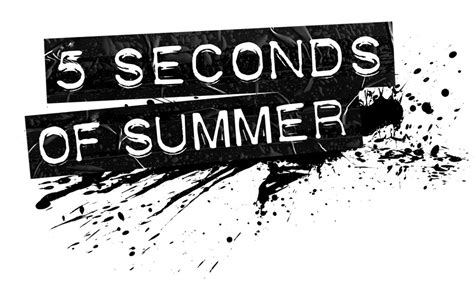 5sos typography 5sos logo png www pixshark images galleries with a bite