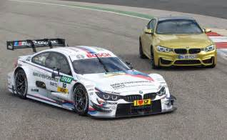 bmw m4 dtm race car unveiled