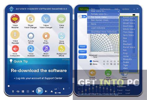 voice changer full version software free download av voice changer software full version free download unbound