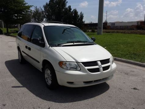 2004 dodge grand caravan for sale sell used 2004 dodge grand caravan caravan town and
