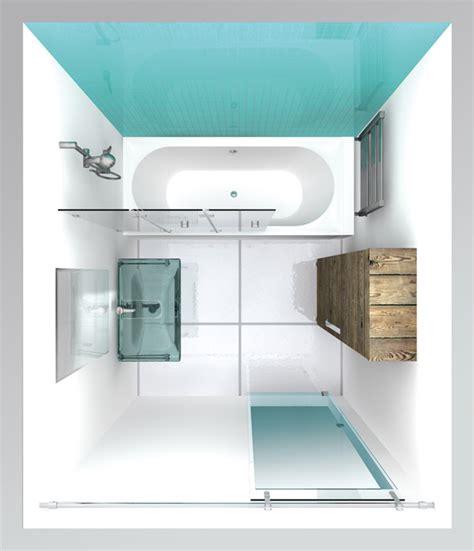 Badezimmer Fliesen Warme Farben by Kleines Bad Gestalten Einrichten Kleinm 246 Bel Fliesen