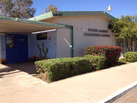 Desert Garden School by Home Desert Garden School
