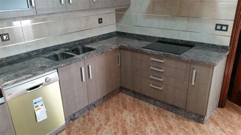 encimeras de cemento encimeras de cocina m 225 rmoles y granitos mart 237 n