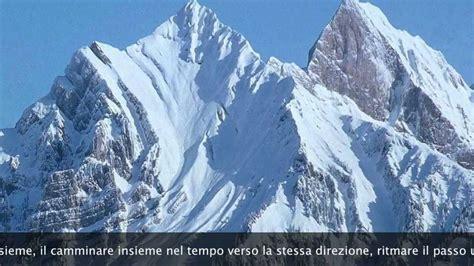 amapola testo italiano se hai una montagna di neve tienila all ombra by