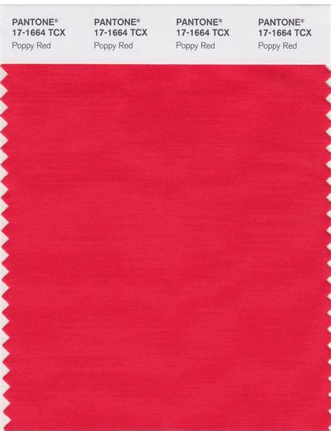 what color is poppy pantone 17 1664 poppy poppy watermelon