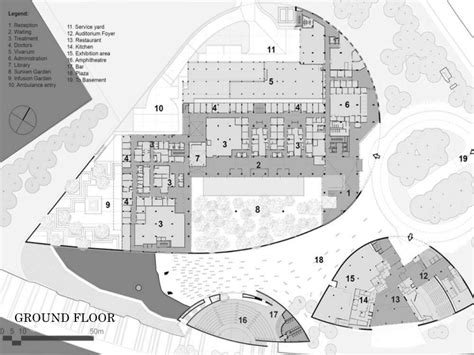 New House Floor Plans charles correa