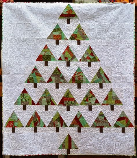 happy quilting o christmas trees a finish