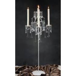 4 candle chandelier with stand 36 quot 29 99