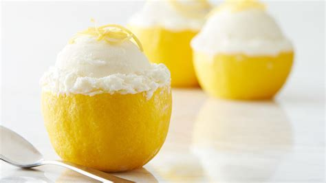 No Bake Dessert Sorbet With Limoncello Spiked Fruit by Limoncello Frozen Yogurt Recipe Tablespoon