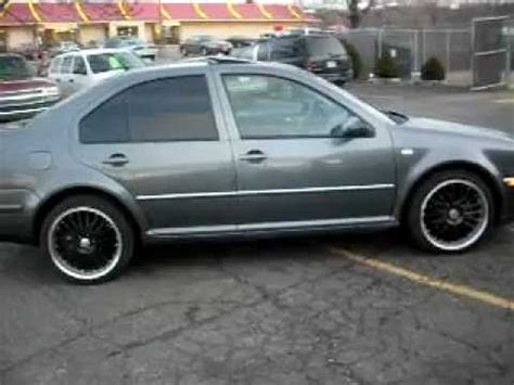 vw jetta gls  cyl turbo heated leather p roof nice wheels youtube