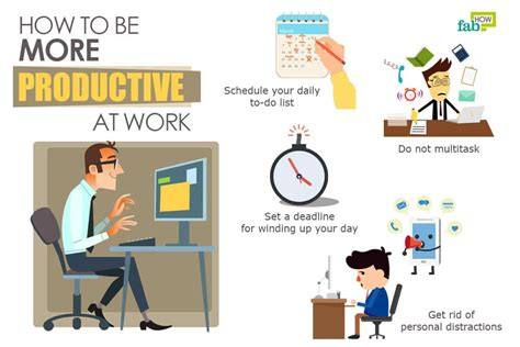 how to improve workflow how to increase your productivity at work by 100 fab how