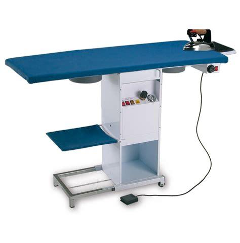 tavolo da stiro tavolo da stiro rettangolare professionale con caldaia e