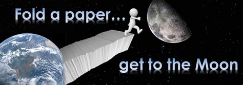 How Many Times Can You Fold Paper - how many times can you fold a of paper in half