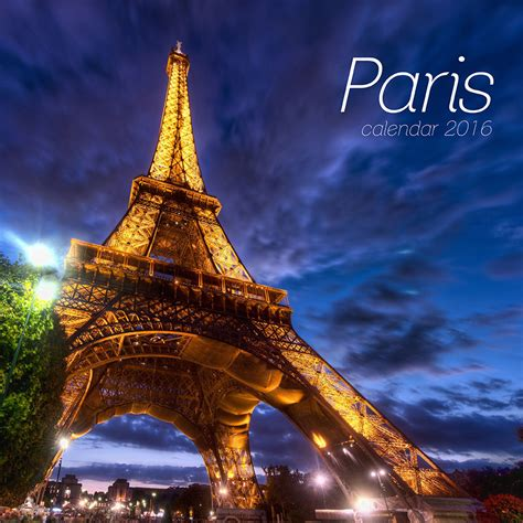 paris calendars 2016 on europosters
