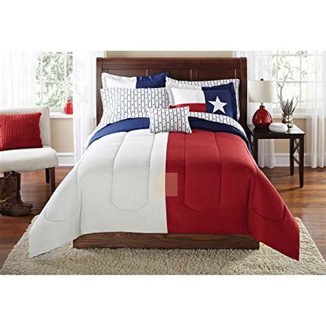 texas flag comforter 8 piece boys flag of texas themed comforter full set usa