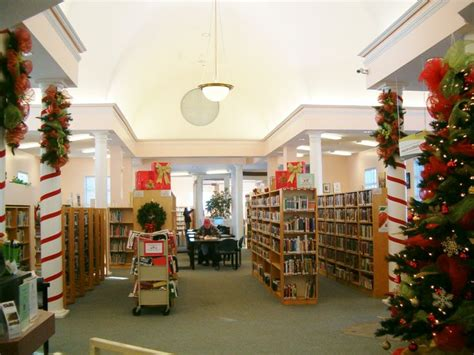 christmas at the library 2013 home decor pinterest