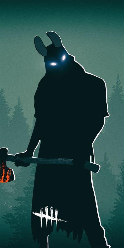 dead  daylight  huntress video game artwork
