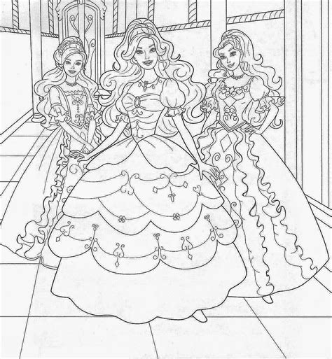 coloring pages pictures to print coloring pages barbie free printable coloring pages