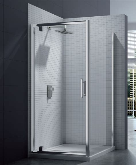 Merlyn 6 Series Pivot Shower Door 760 800mm Pivot Glass Shower Door