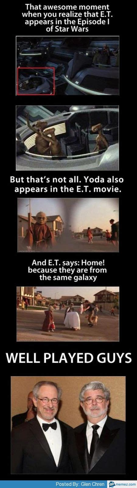 Et Is A Jedi Meme - star wars episodes star wars and war on pinterest