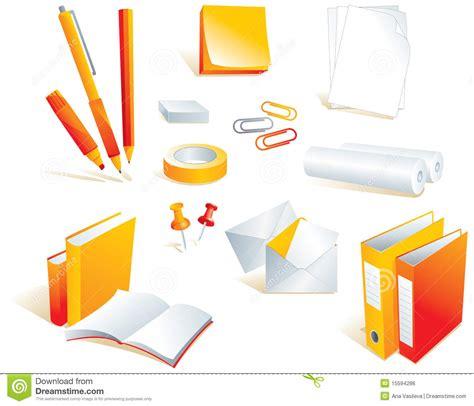 materiali da ufficio cancelleria elementi degli articoli per ufficio immagine