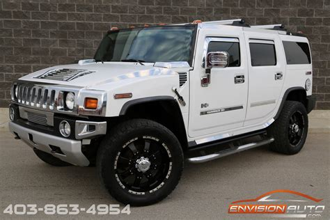 luxury hummer 2007 h2 hummer suv limited luxury edition chromed out