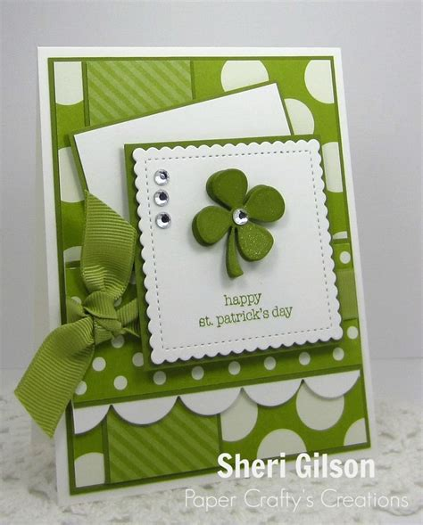Handmade Greeting Cards For Day - 692 best st s day cards images on