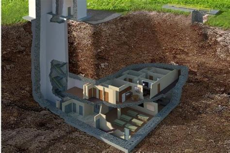 6 underground shelters that will survive doomsday