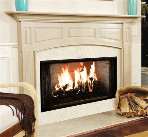 Use Wood Burning Fireplace by Royalton Wood Burning Fireplace By Majestic Products