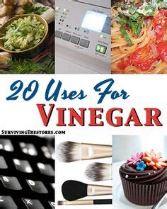 Unique Ways To Use Vinegar Around Your House by Crafts Helpful Hints For Around The House On