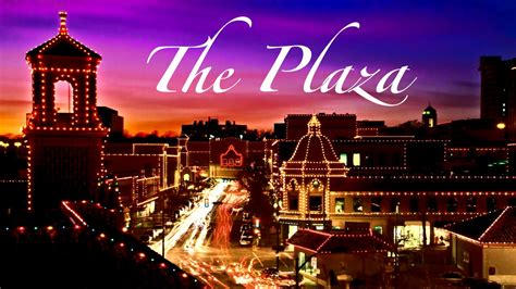 kansas city plaza lights christmas 2014 youtube