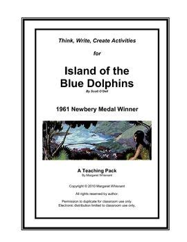 Island Of The Blue Dolphins Essay by Writing Prompts Dolphins And Writing On