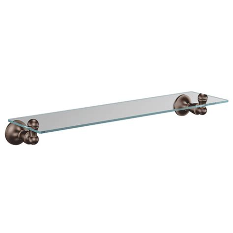 Tuscany Faucet Parts by Moen Dn8290tb Wembley Glass Shelf Tuscan Bronze Faucetdepot