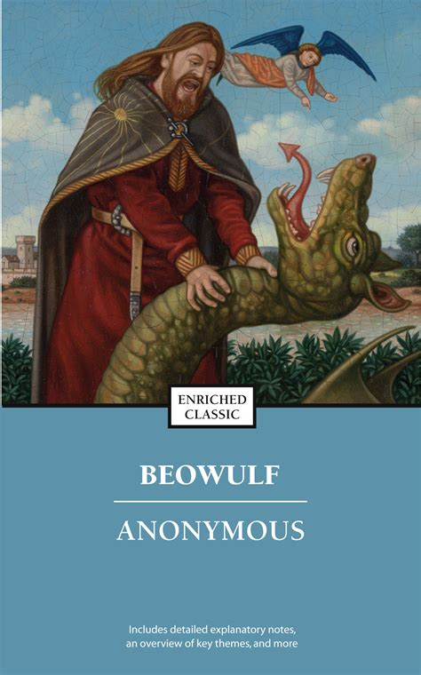 themes beowulf sparknotes beowulf book by anonymous official publisher page