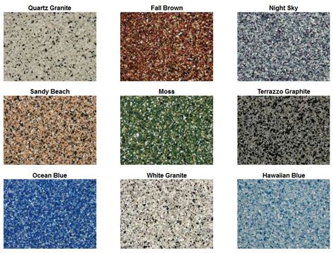 Color Tile And Carpet by Image Gallery Terrazzo Colors
