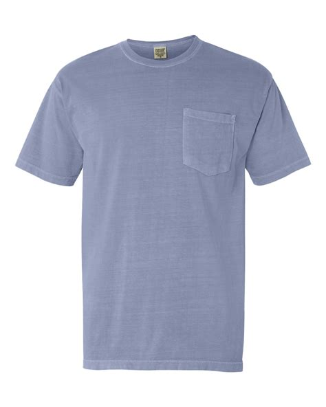 comfort colors 6030 comfort colors pigment dyed short sleeve shirt with a