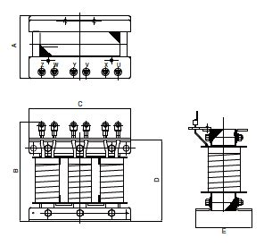 reactor transformer wiring diagram reactor free engine image for user manual