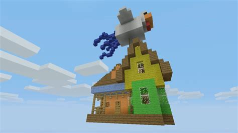 Welcome Home Decorations by Minecraft Xbox Quest To Find The Floating House 8
