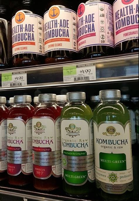 Kombucha Cleanse Detox by Sources Of Probiotics And What You Need To