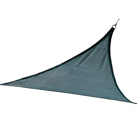 triangle awning shelterlogic sun shade sail canopy triangle in canopies