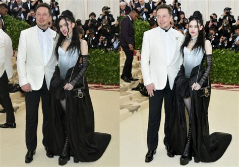 elon musk who dated who met gala 2018 who is grimes elon musk s new girlfriend